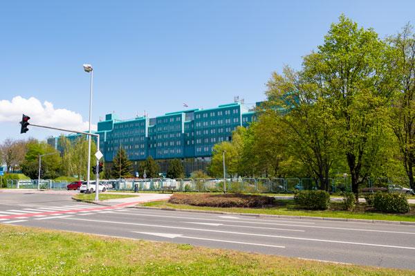 Klinischen Krankenhauses Dubrava